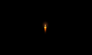 pic of a candle