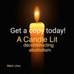 get a copy today - a candle lit ad