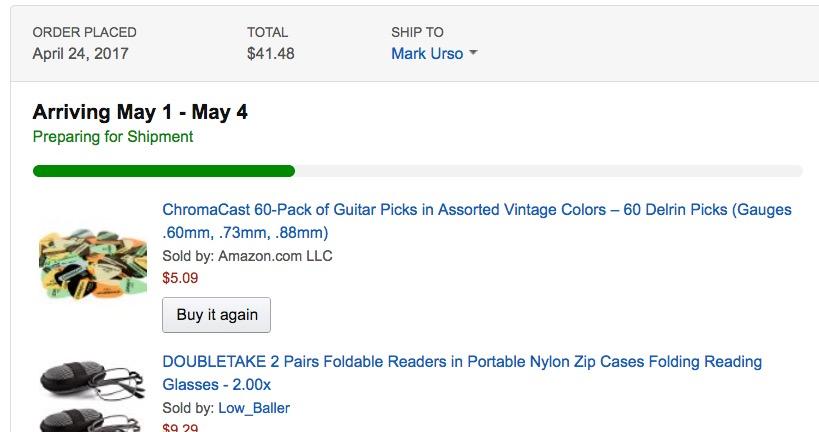 Amazon Slow Shipping