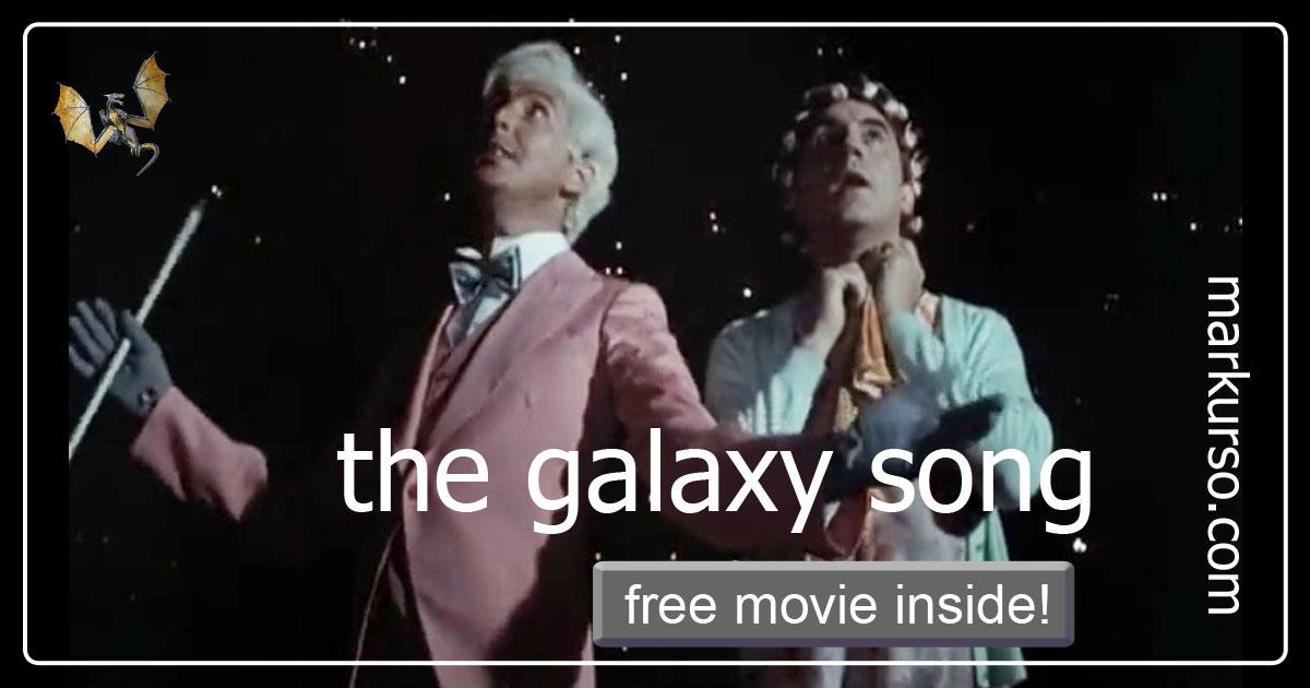 galaxy song image