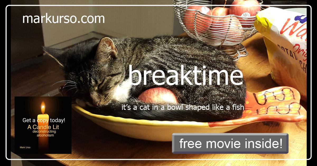 breaktime song banner