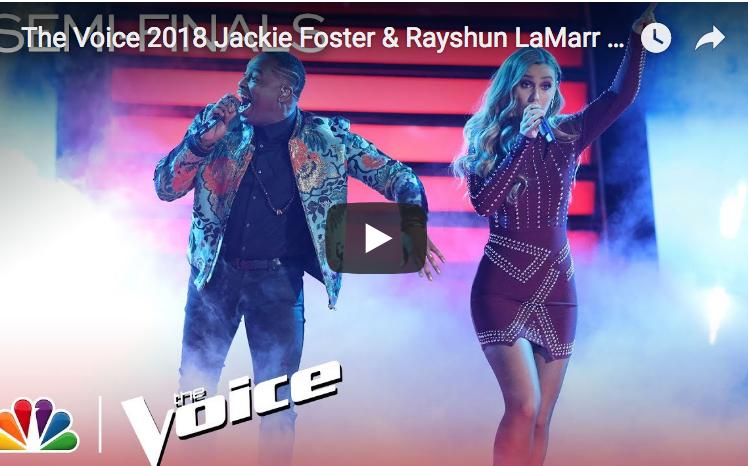 Jackie Rashun Voice