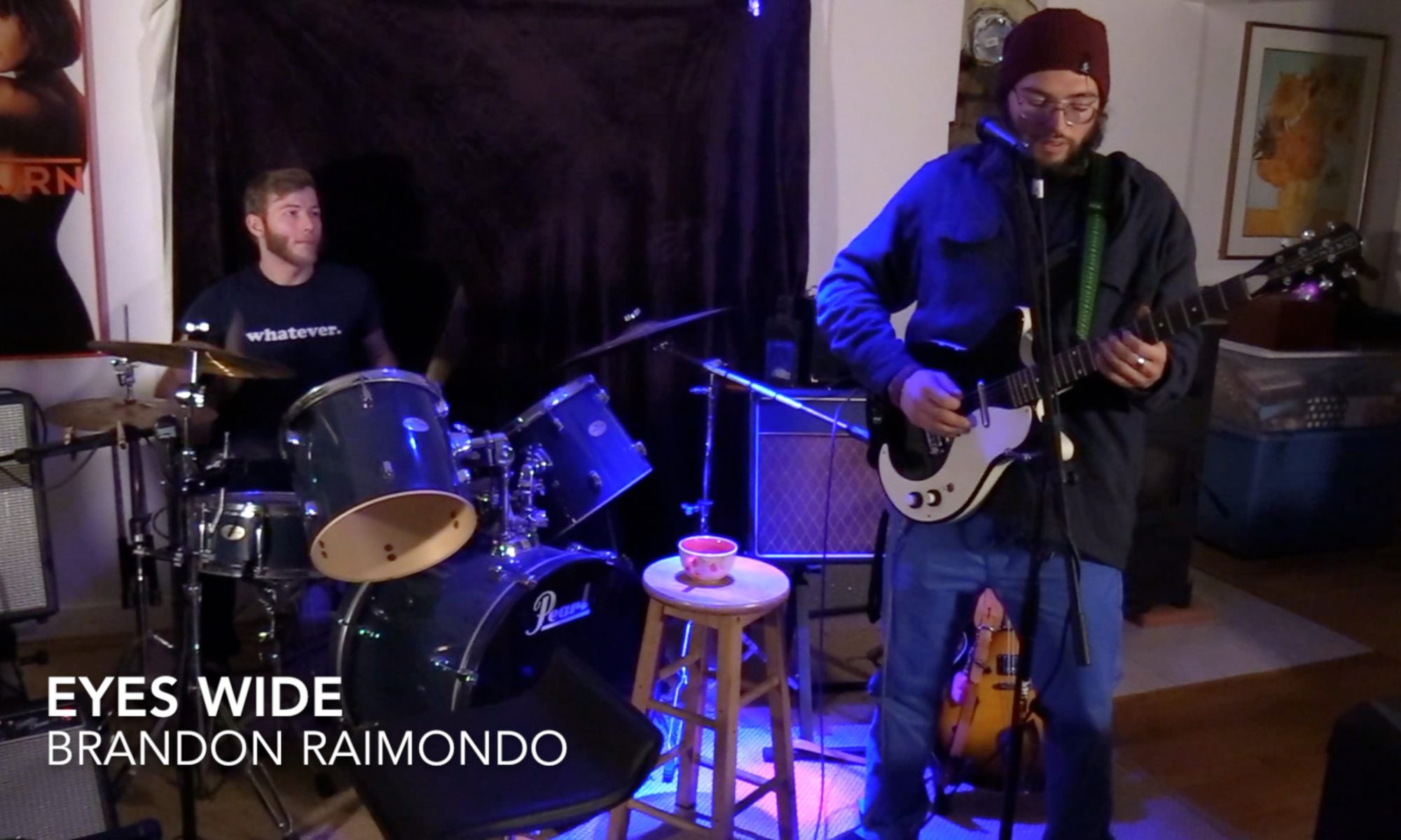 Brandon Raimondo Eli Ingendahl Eyes Wide Video 04