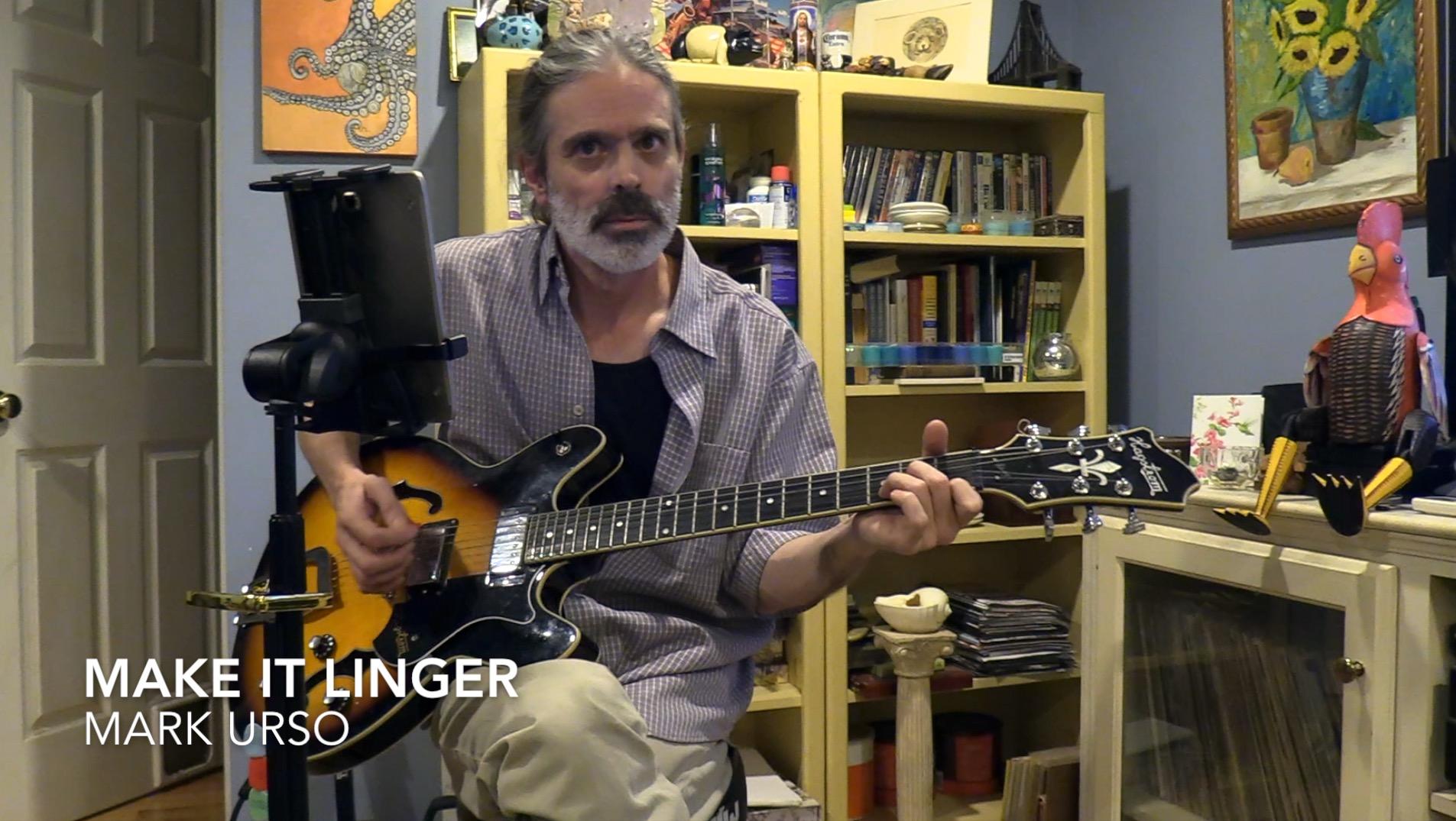 Mark - Make it Linger